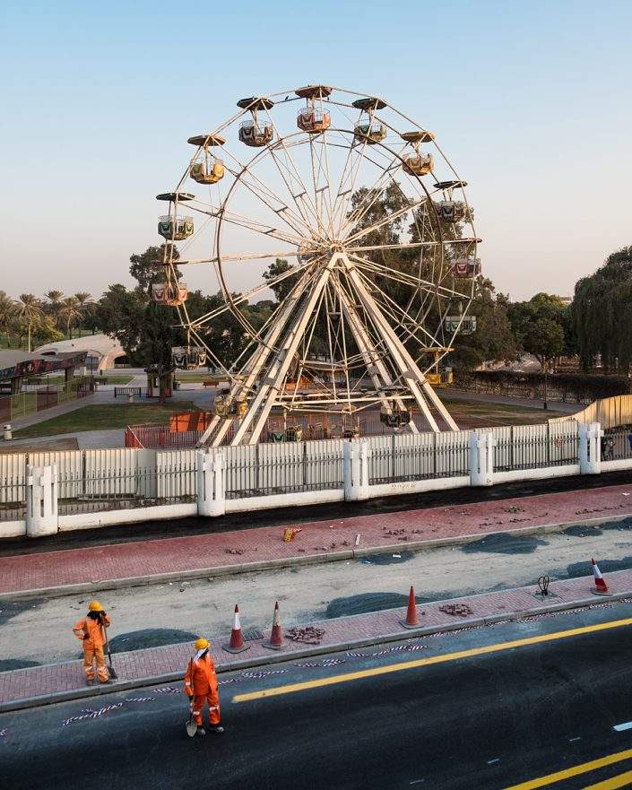 The new, old Safa Park