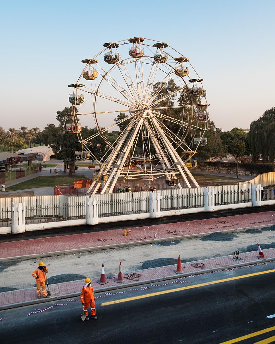 The new, old Safa Park