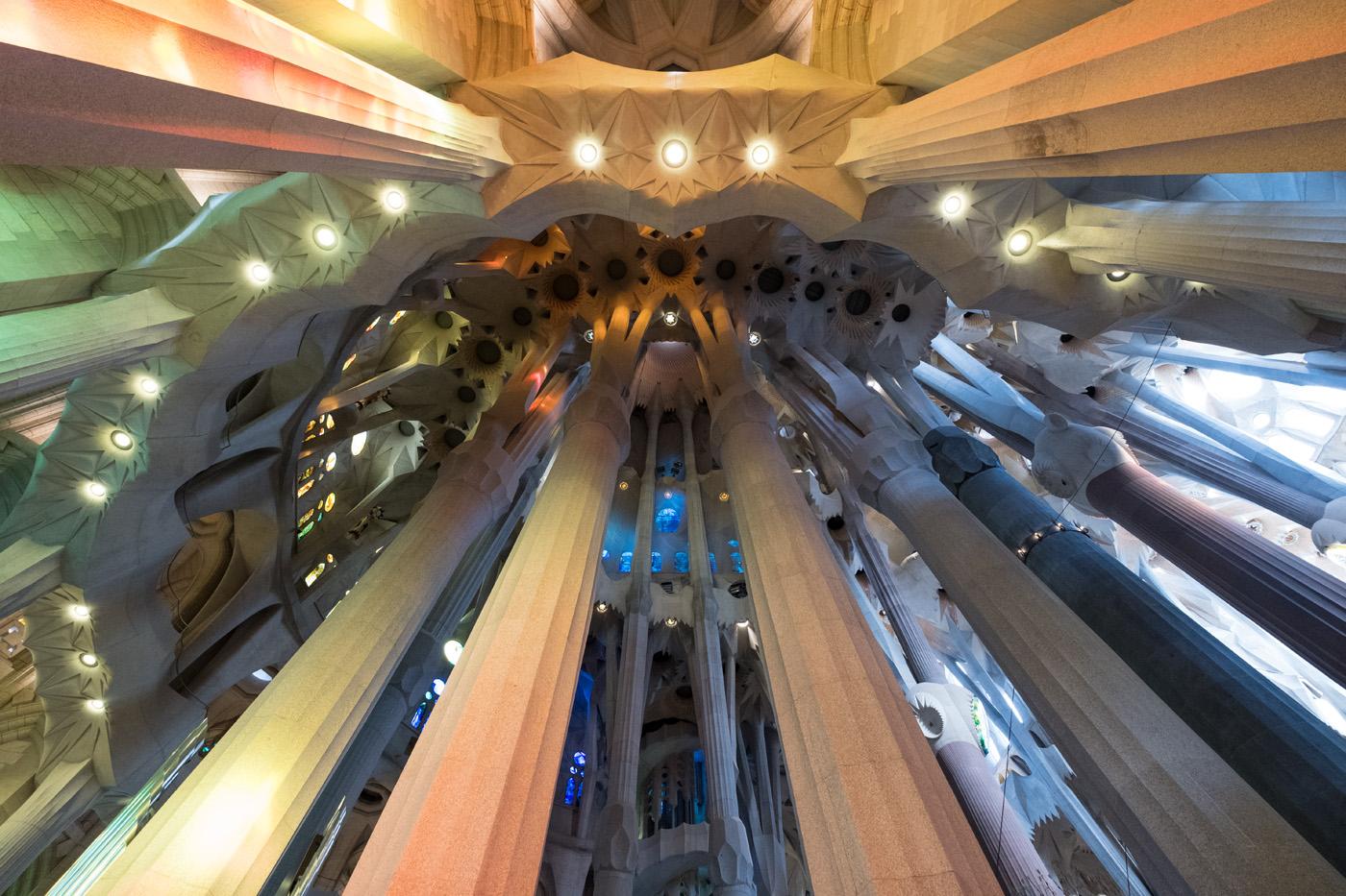 The Sagrada Familia #1