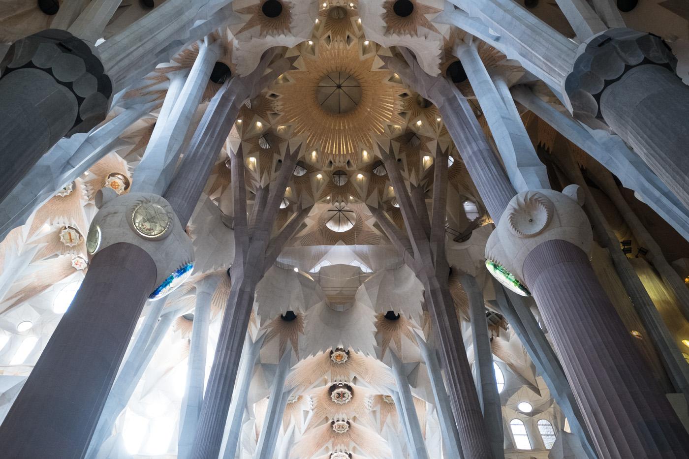 The Sagrada Familia #3
