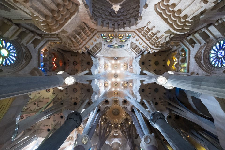The Sagrada Familia #5