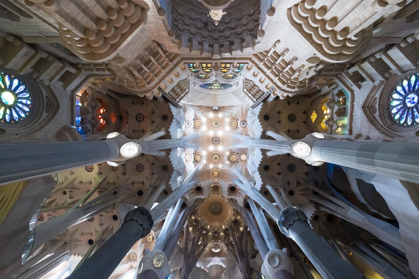 The Sagrada Familia #5