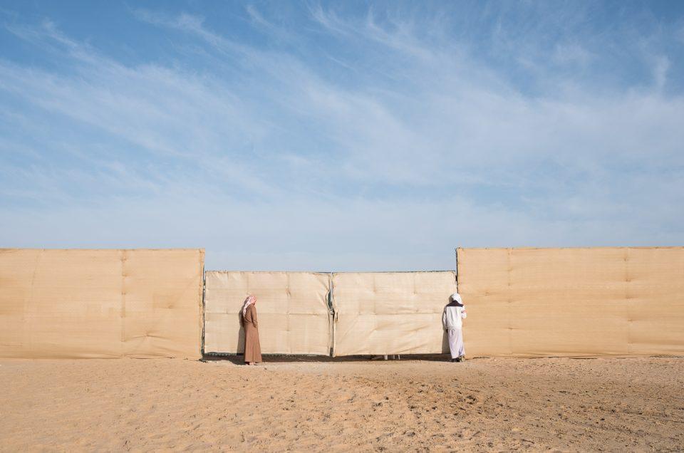 Camel fences #1