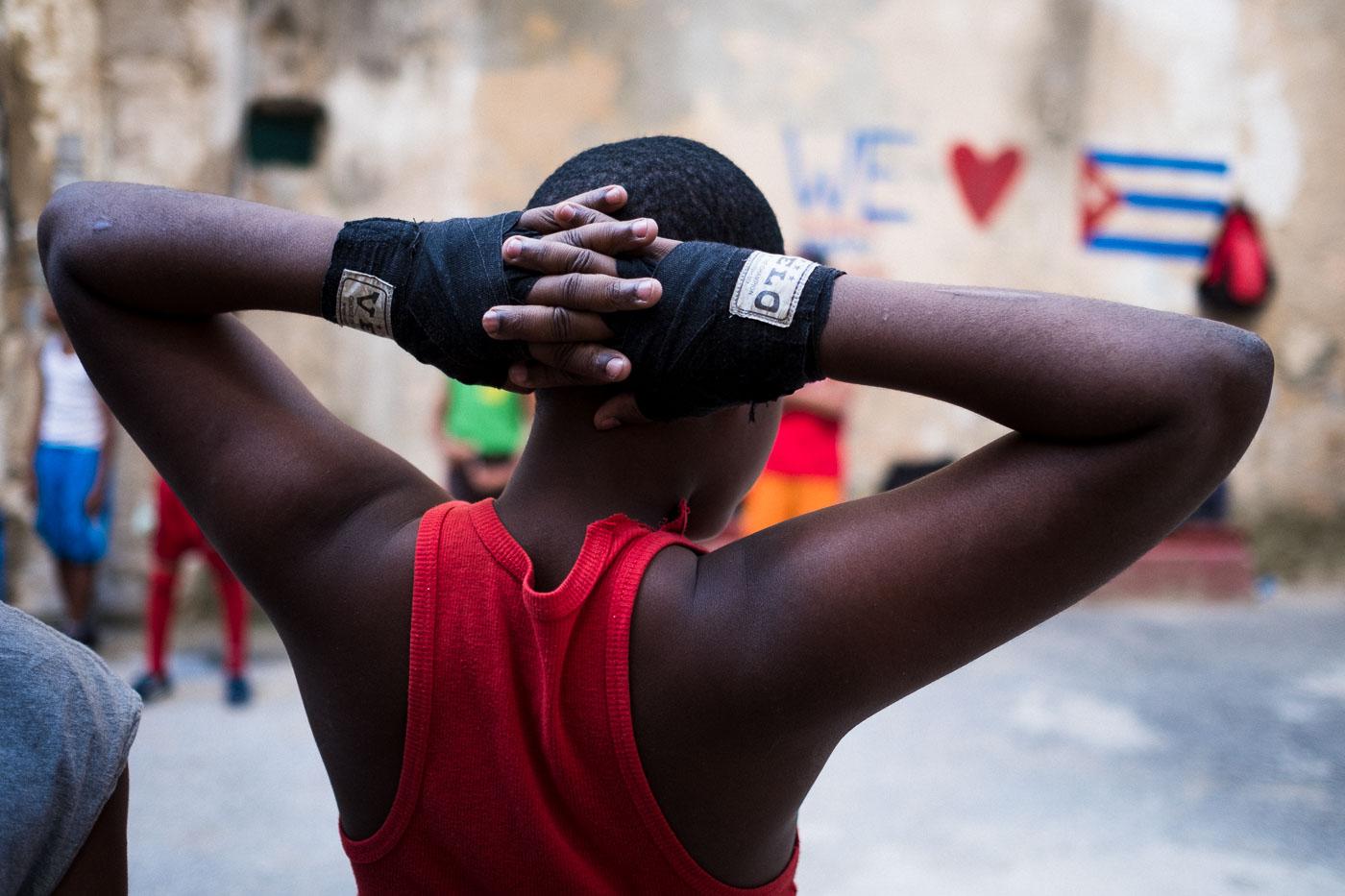 Gimnasio de Boxeo #3