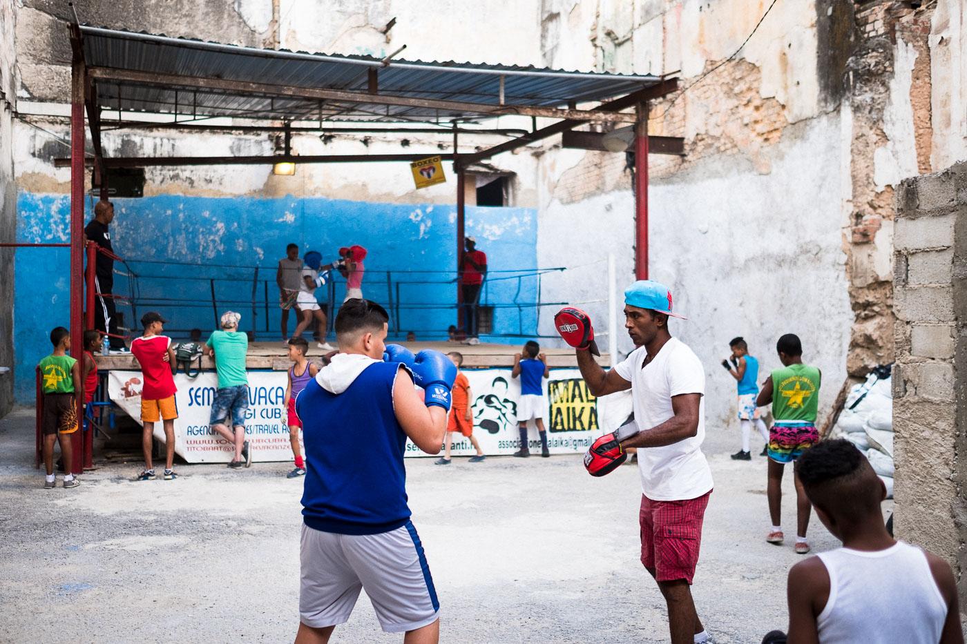 Gimnasio de Boxeo #6