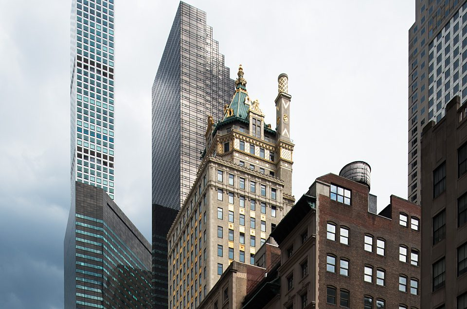New York architecture