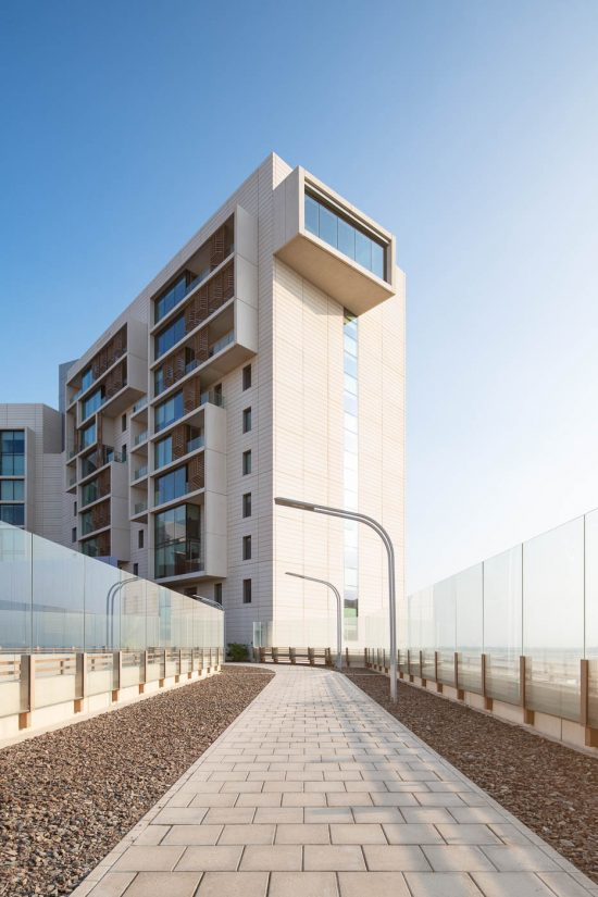 New York University Abu Dhabi Campus