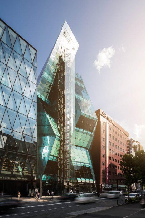 The Iceberg, Tokyo, Japan - Creative Designers International (CDI)