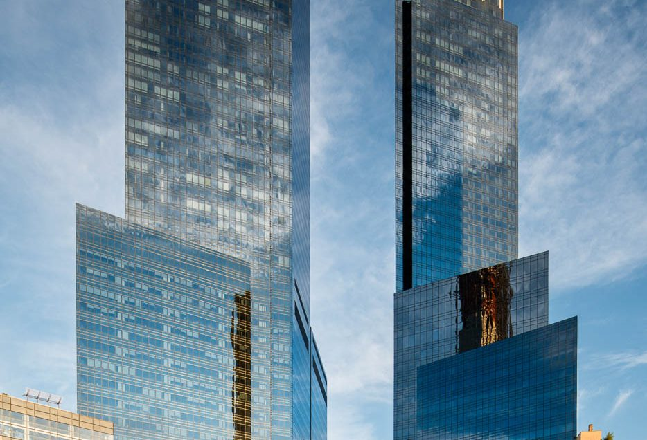 Time Warner Center, New York - Skidmore, Owings & Merrill
