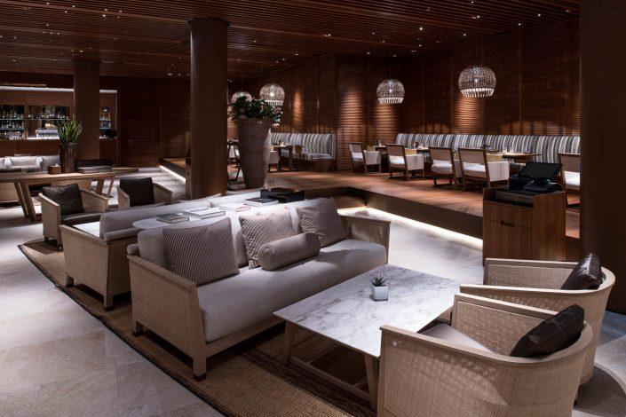 Il Café, Bvlgari Hotel
