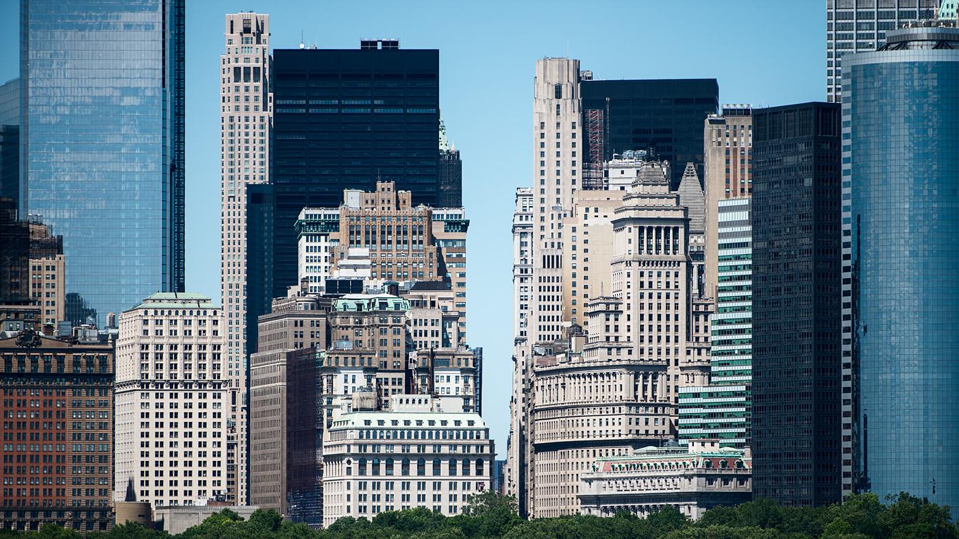 Downtown Manhattan #1