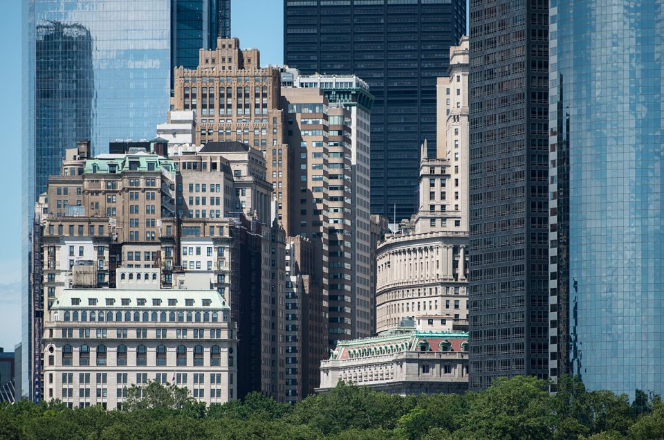 Downtown Manhattan #2