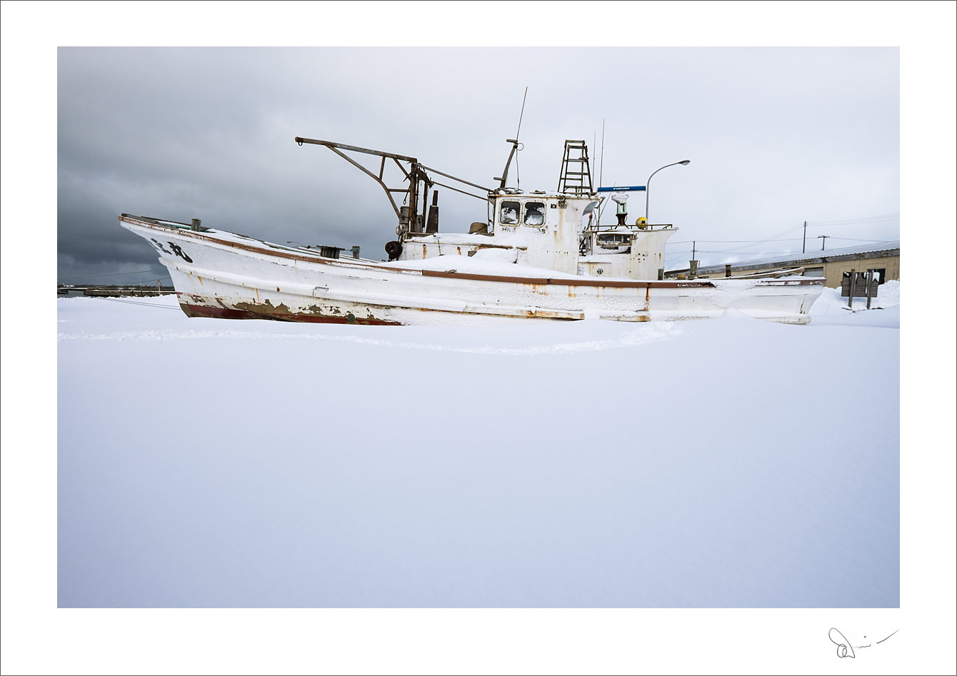 Japanese boat #2