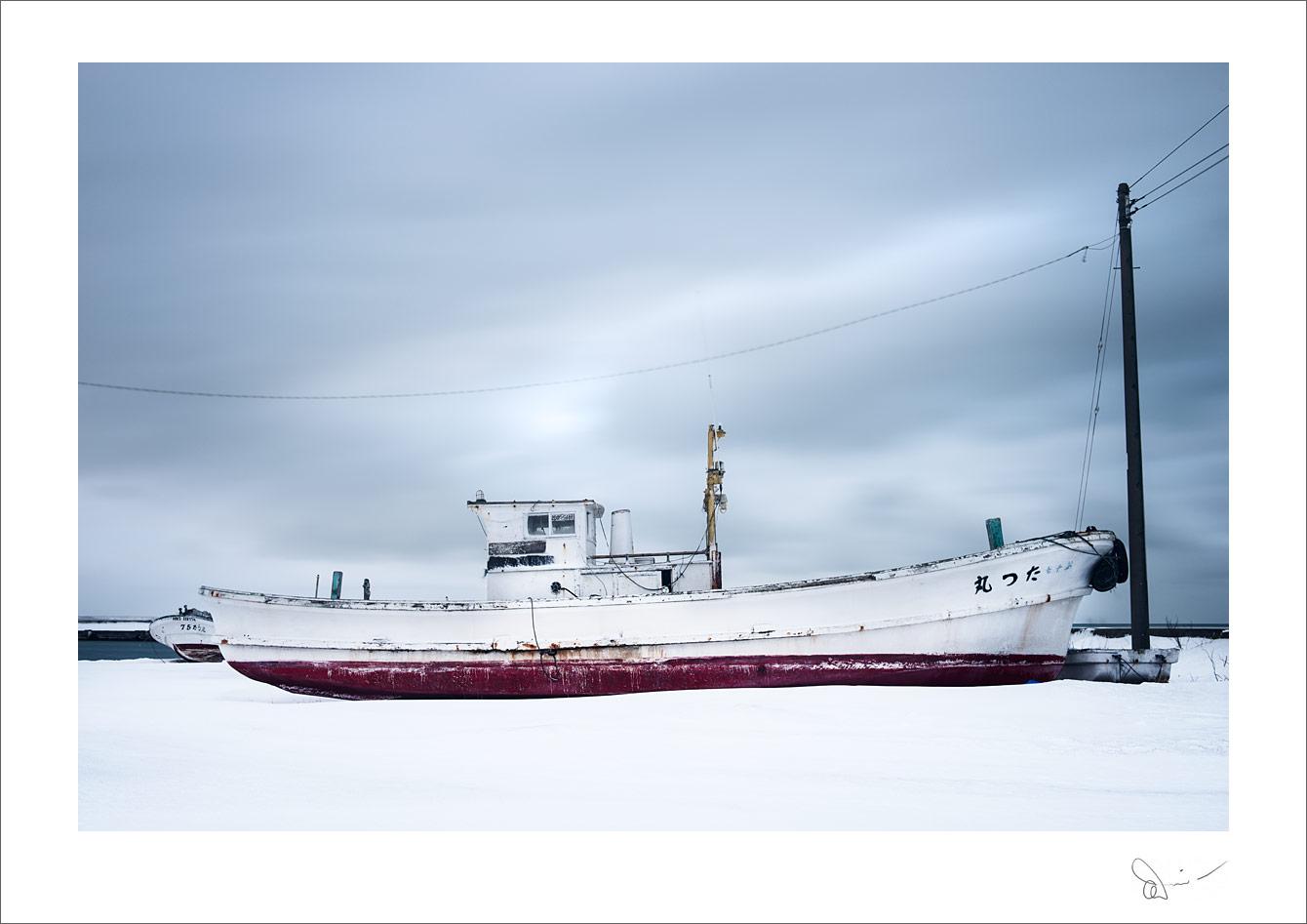 Japanese boat #3