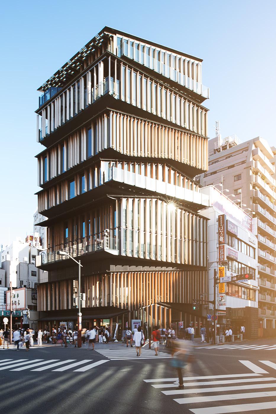 Asakusa Culture and Tourism Center