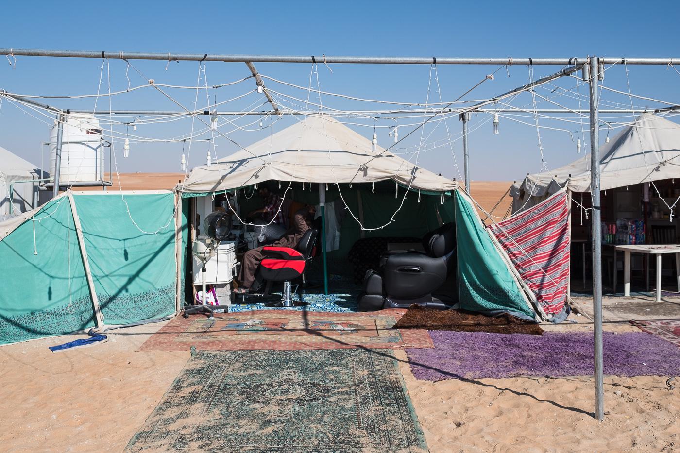 The Camel Festival shops #2