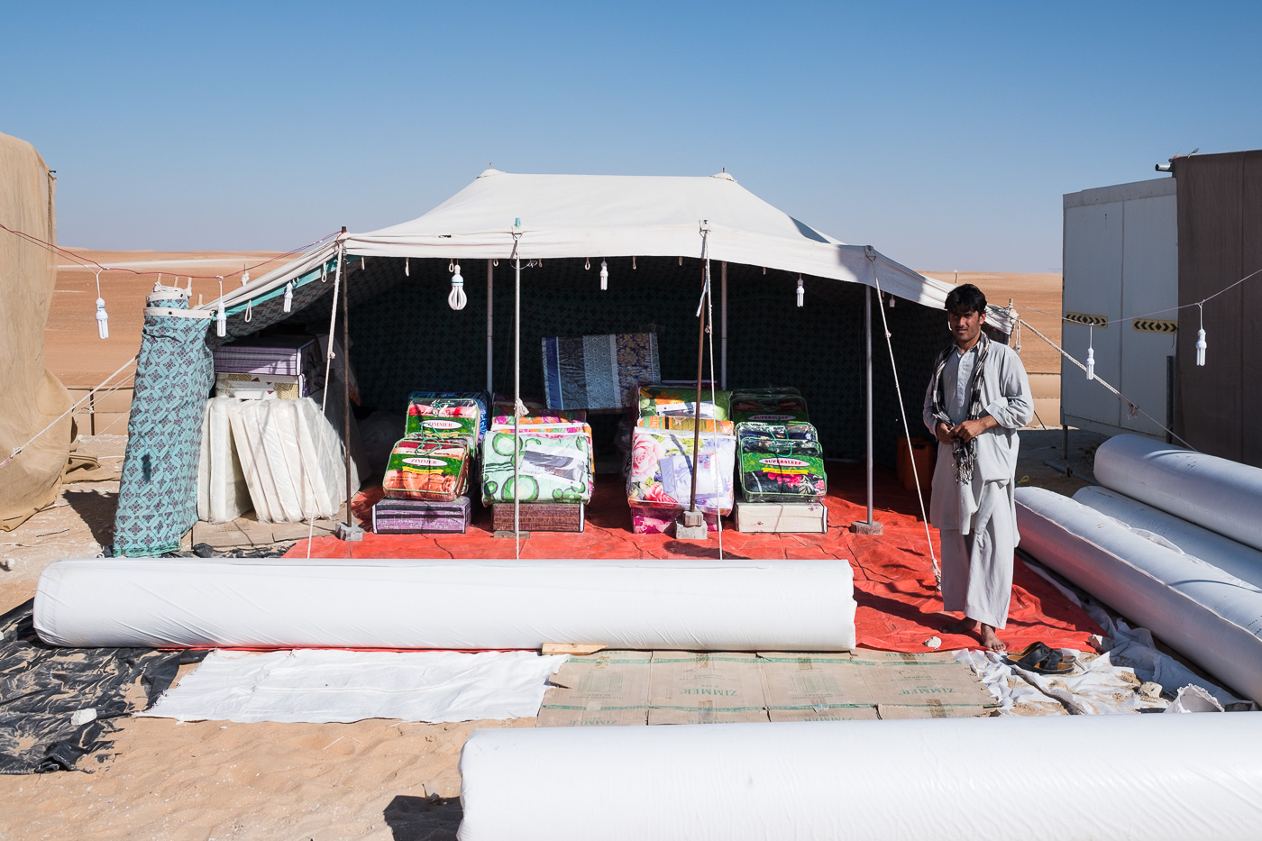 The Camel Festival shops #3