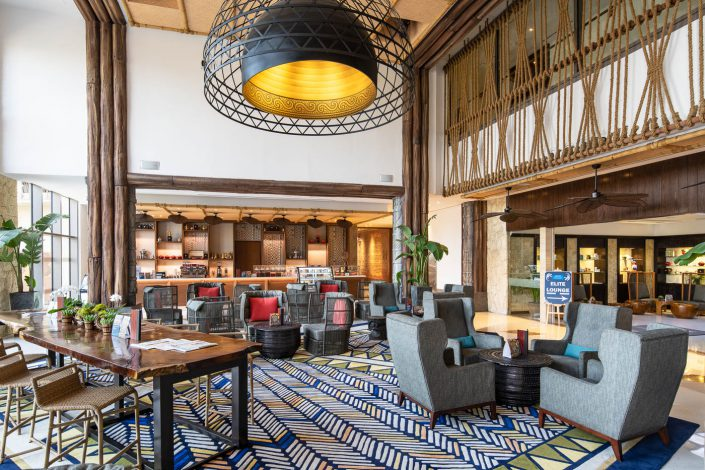 Lapita Hotel Lobby