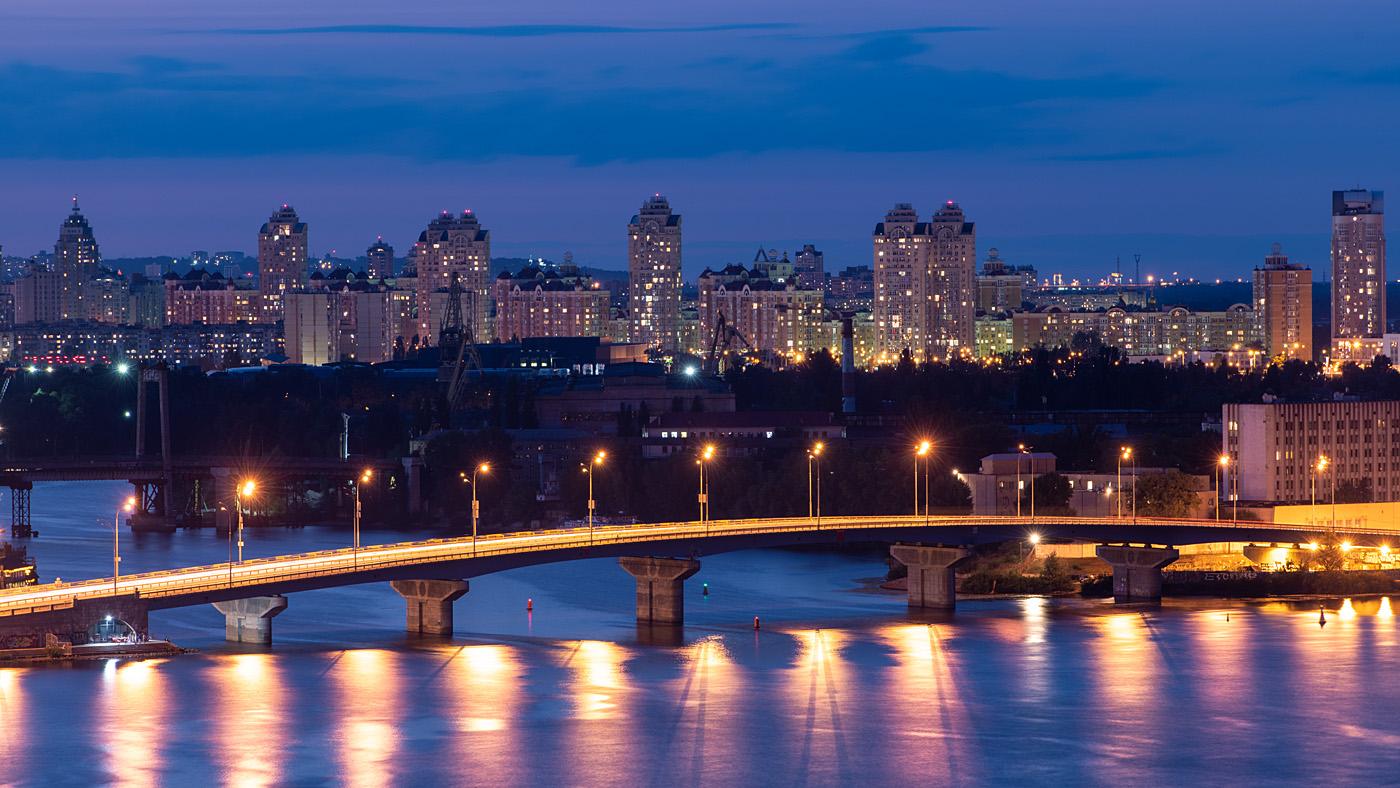 Kiev in the evening #2