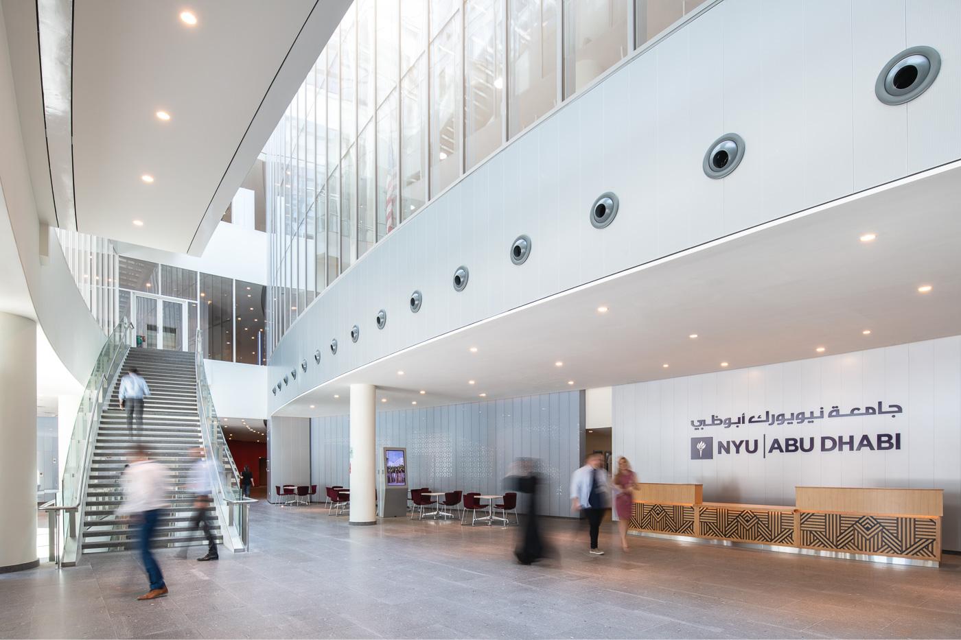 New York University Abu Dhabi