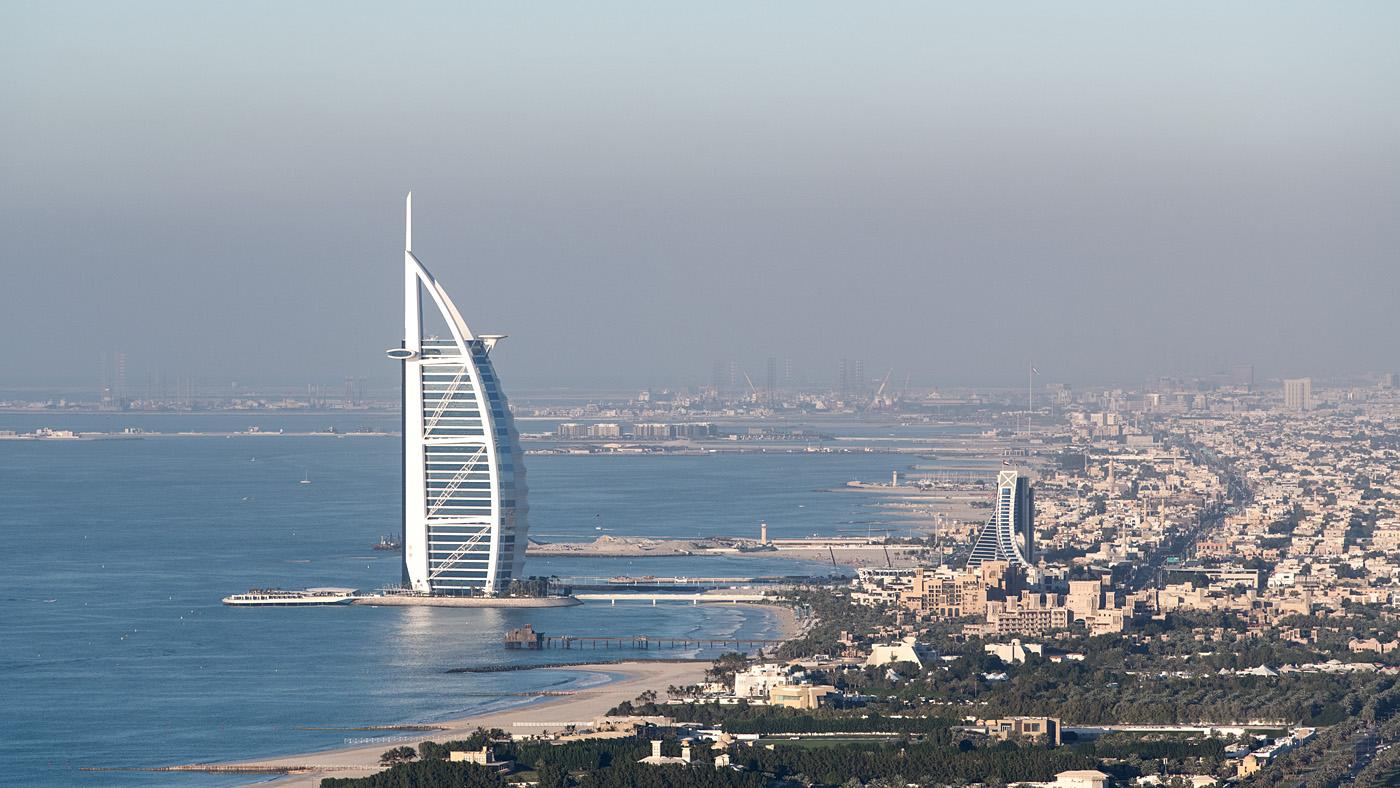 Burj Al Arab 2019