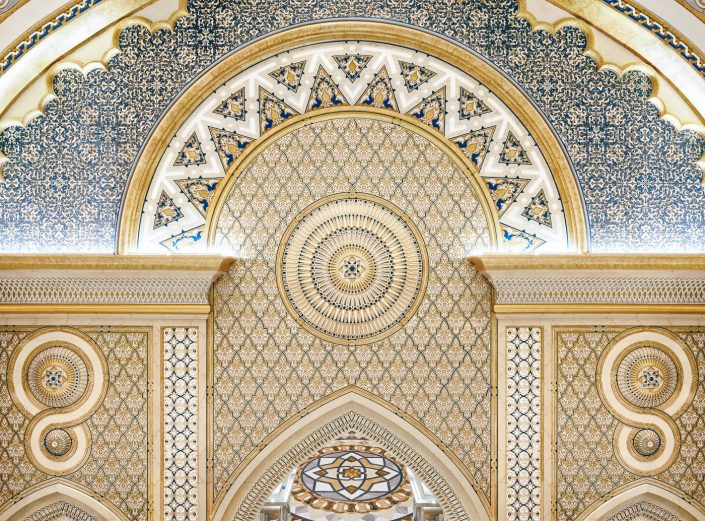Qasr Al Watan - detail