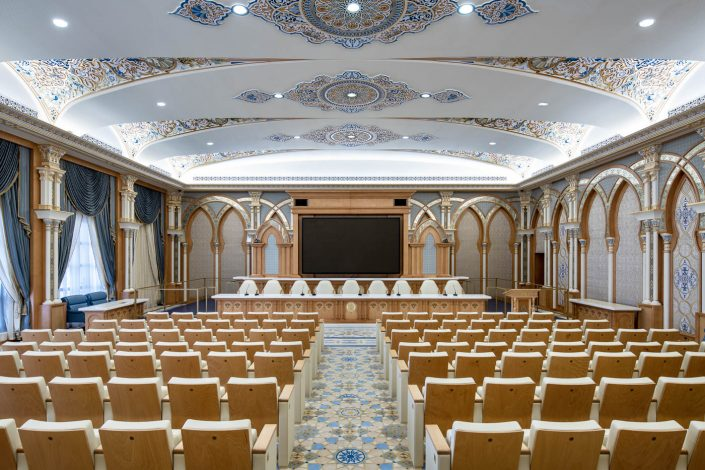 Qasr Al Watan - Press Room