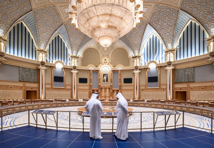 Qasr Al Watan - Spirit of Collaboration