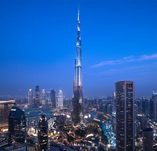Growing Downtown Dubai