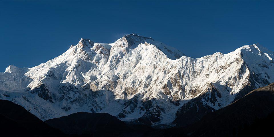 Nanga Parbat panorama