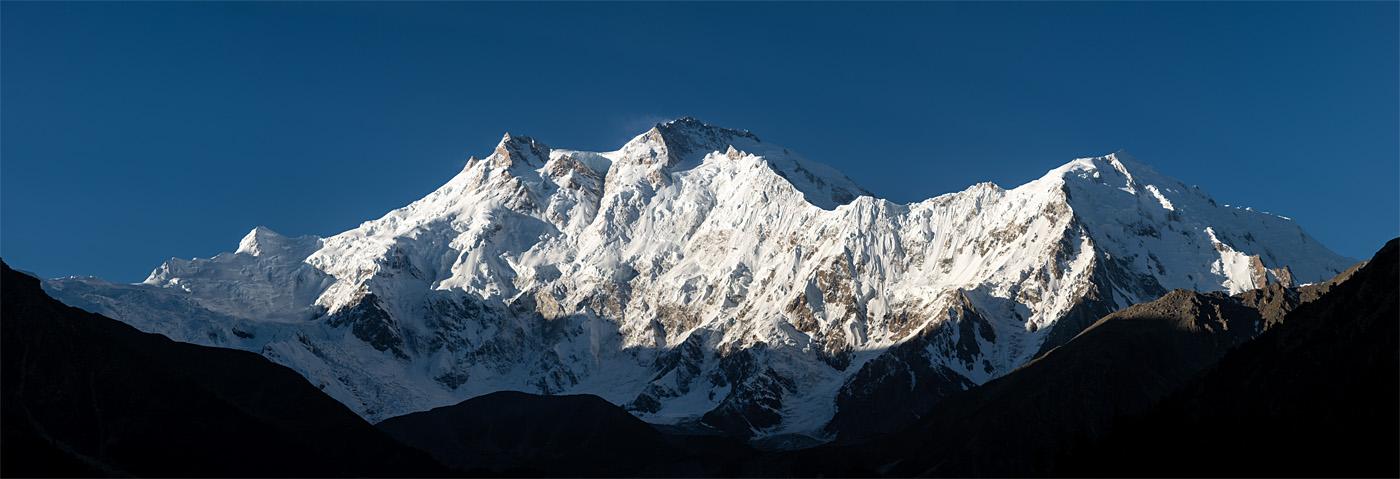 Nanga Parbat (8125 M) : Photos, Diagrams & Topos : SummitPost