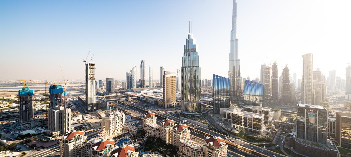 Dubai Downtown 2020