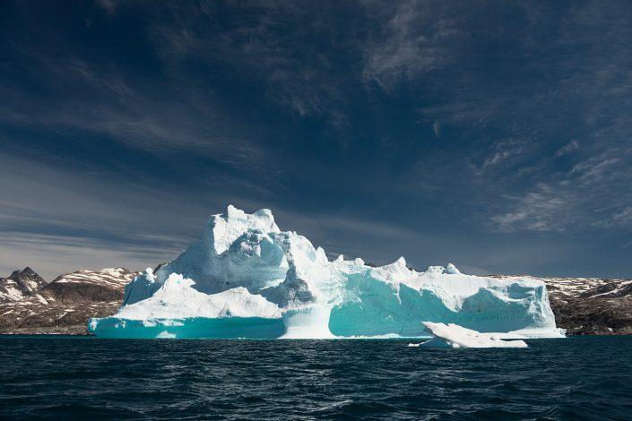 Greenland icebergs #1