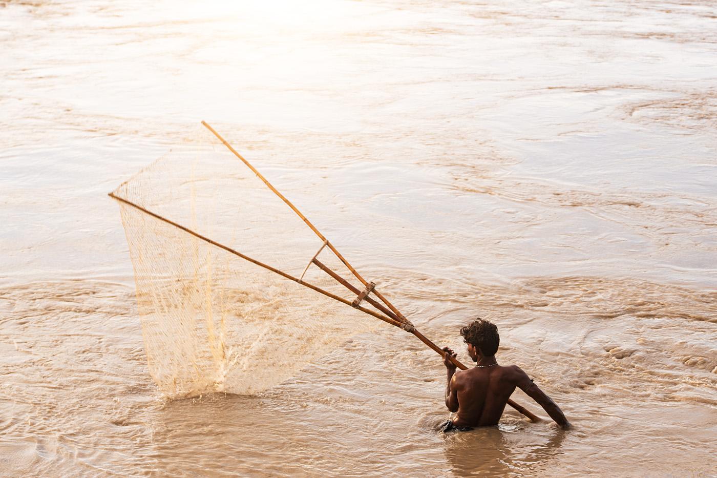 River fishing #1