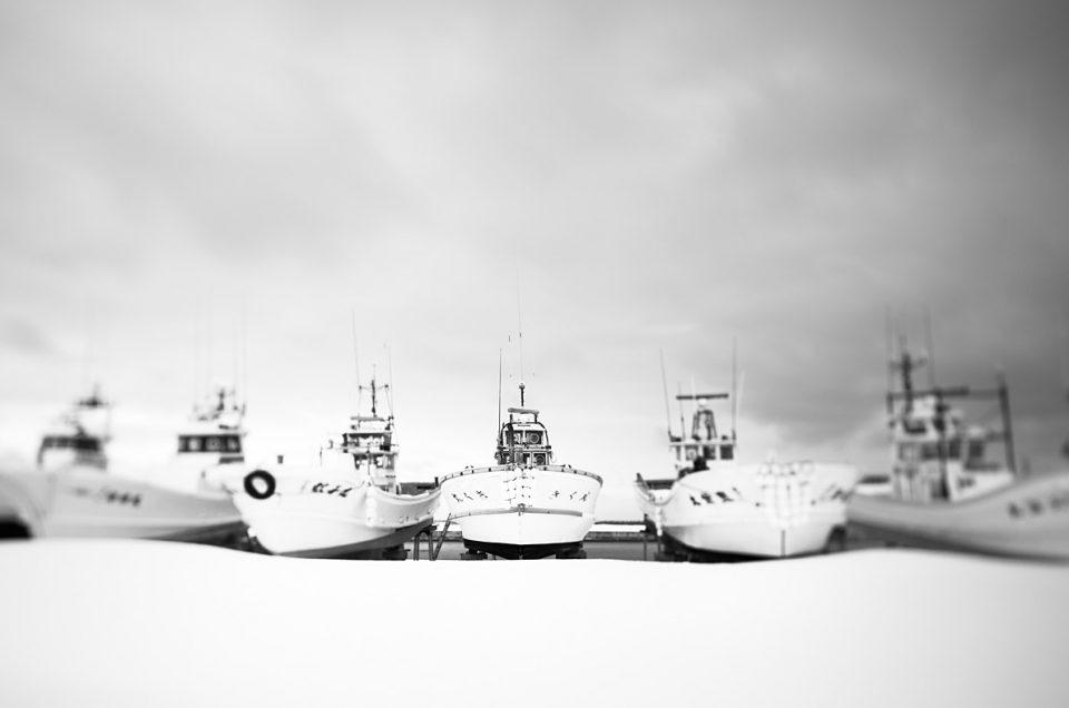 Japanese boats #3