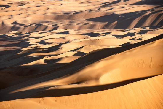 Desert patterns #1