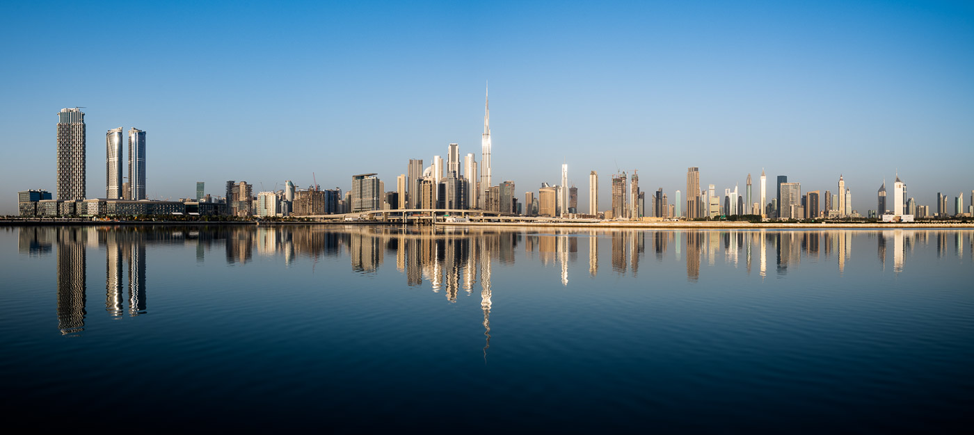 The ever expanding Dubai