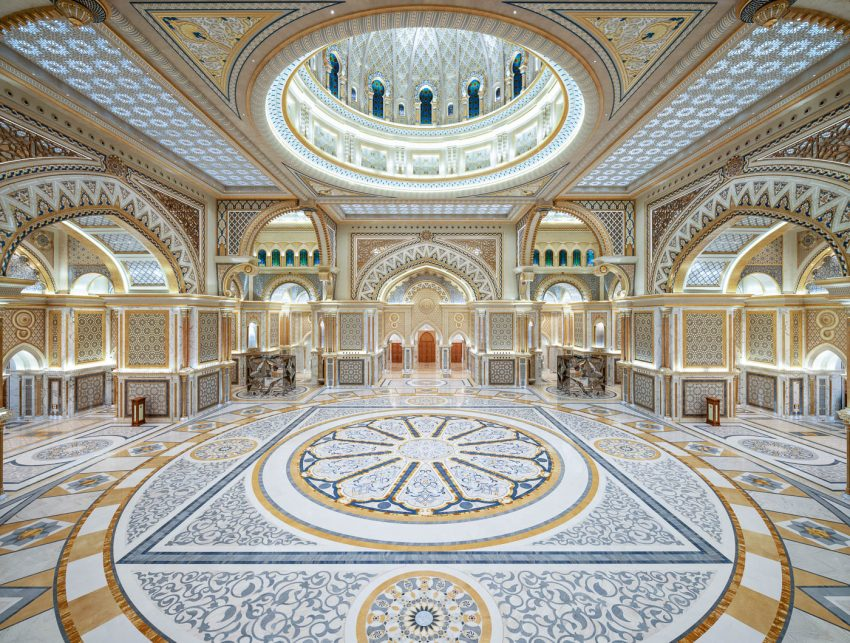 Qasr Al Watan - The Great Hall