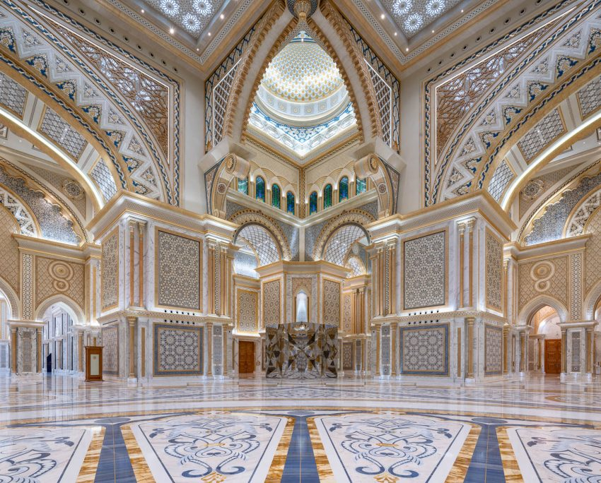 Qasr Al Watan - The Great Hall
