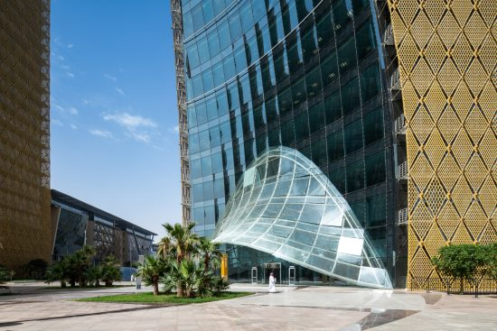 Architectural photography Saudi Arabia